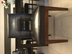 Six Dining Room Chairs For Sale!