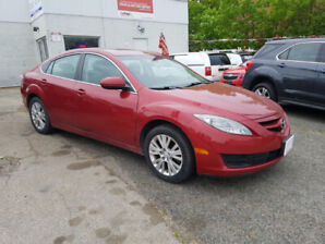 2010 Mazda 6 Sedan Safety and 2 Years Warranty Included
