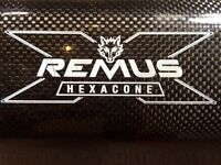 Remus Hexacone Exhausts