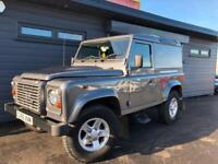 2015 65 Land Rover 90 Defender 2.2TD **Lots Of Extra's**