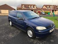 Vauxhall Astravan 1.7DTi Envoy,NO VAT//////////////////////