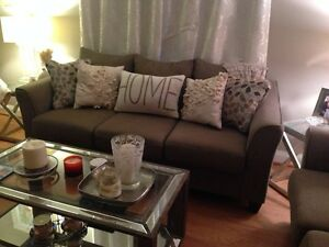 Quality couch and loveseat Sarnia Sarnia Area image 1