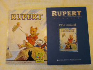 RUPERT Annuals (12),      All in Excellent Condition