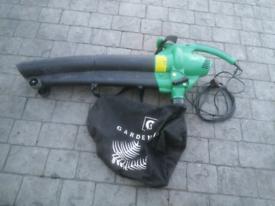 Garden Leaf Blower/Vacuum