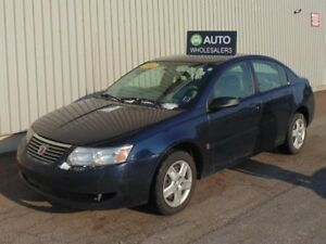 2007 Saturn ION THIS WHOLESALE CAR WILL BE SOLD AS-TRADED! IN...