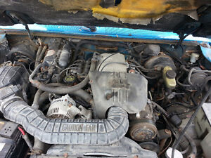 PARTING OUT 89-92 FORD RANGERS RWD! 4.0L 5 Speed London Ontario image 7