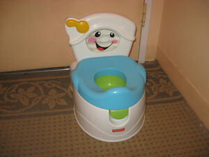 Potty Fisher Price Musical.  Pot Apprendre a Rincer. Musicale.