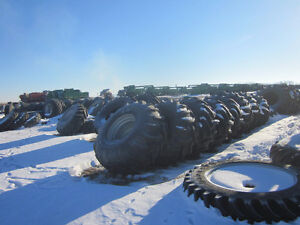 Wide Selection of New & Used Ag Tires!