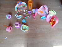 little pet shops and accessories
