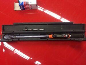 "1/2"" Matco digital torque wrench 350 OBO"