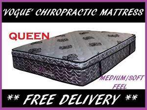 BRAND NEW Chiropractic QUEEN Size Mattress DELIVERED FREE New Farm Brisbane North East Preview