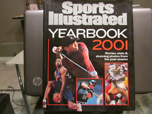 SPORTS ILLUSTRATED YEAR BOOK