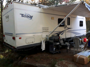 26 foot Terry trailer