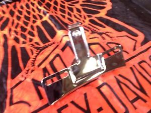 H.D.  Brand New Chrome License Plate Bracket Windsor Region Ontario image 3