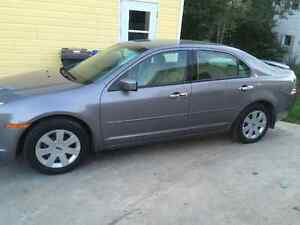 2007 Ford Fusion Berline