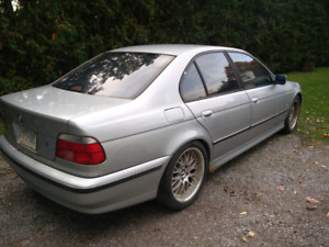 1997 E39 540i 6 Speed Manual Full part out AC Schnitzer