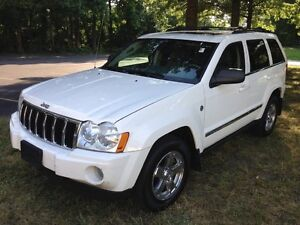 2005 Jeep Grand Cherokee Limited Sport 4x4