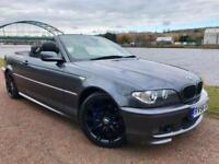 2006 56 BMW 3 SERIES 2.0 320CD M SPORT EDITION 2D 148 BHP DIESEL