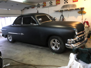 CUSTOM 51 METEOR  COUPE SALE BY OWNER NOT DEALER OR TRADE