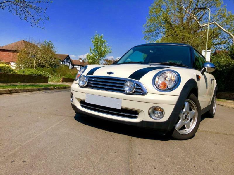 2008 Mini Cooper 1 6 Facelift Model With Bmw Chilli Pack 62 Mpg