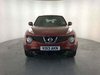 2013 NISSAN JUKE ACENTA SPORT DCI DIESEL SERVICE HISTORY PX WELCOME