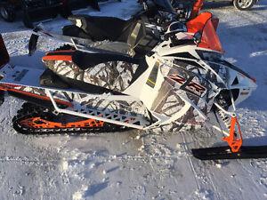 2017 Arctic Cat ZR9000 LTD ORG/Camo