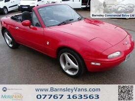 1990 G MAZDA MX-5 EUNOS HARD AND SOFT TOP STUNNING CAR