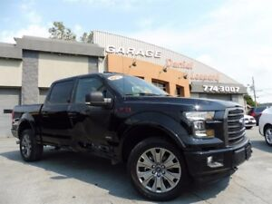 Ford F-150 CREW CAB, HERITAGE SPORT, IRREPARABLE POUR EXPORT  20