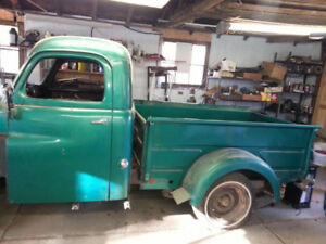 Project 1951 DODGE Fargo Pick Up Truck