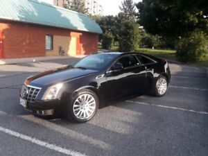 REDUCED! 2012 Cadillac CTS Coupe