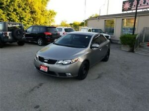 2010 Kia Forte SX Manual LEather|Roof