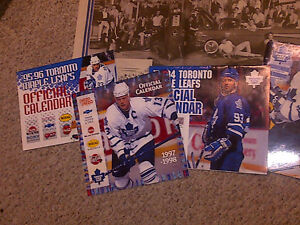 1993 TORONTO MAPLE LEAFS FANS NEWSPAPER SCRAPBOOK COLLECTION WOW Cambridge Kitchener Area image 3