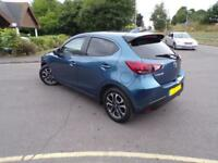 2018 Mazda 2 5dr Hat 1.5 90ps Sport Nav Au 5 door Hatchback