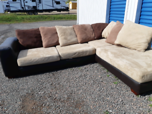 Terrific Sectional Couch Buy And Sell Furniture In Moncton Kijiji Gmtry Best Dining Table And Chair Ideas Images Gmtryco