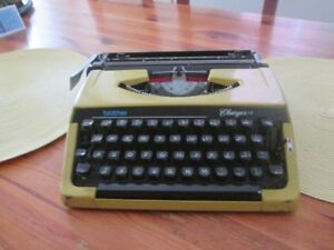 Typewriter....Brother Charger  11