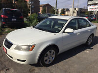 VERY CHEAP!! 2006 Hyundai Sonata GL Sedan
