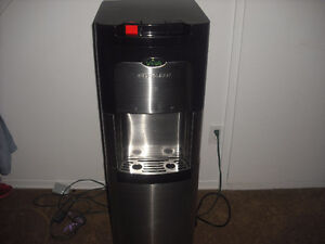 lightly used viva hot and cooler water cooler