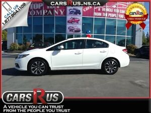 2013 Honda Civic EX FINANCE AND GET FREE WINTER TIRES!