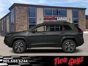 2016 Jeep Cherokee Trailhawk  - 4WD - Leather Seats