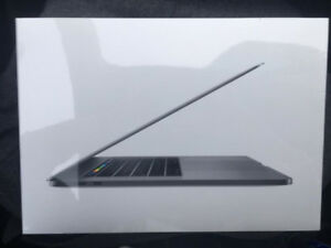 """Macbook Retina 15"""" [ Touch Bar / ID ] Space Grey ( Sealed )"""