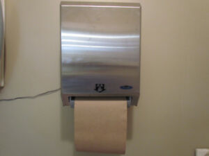 Electric Hand Towel Dispensers