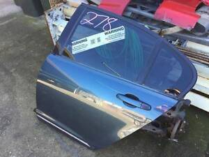 DOOR VE VF LH REAR BACK PASSENGER commodore blue LEFT holden hand Newport Hobsons Bay Area Preview