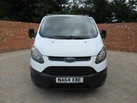 FORD TRANSIT CUSTOM 290 L1 H1 SWB 100 BHP BLUETOOTH 6 SPEED 3 SEATS