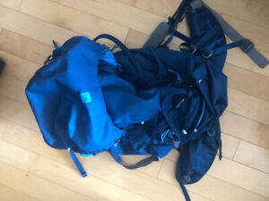 Mec Trail Motion Backpack 80l, never used.