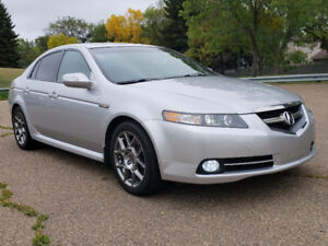 2008 Acura TL TypeS Sedan