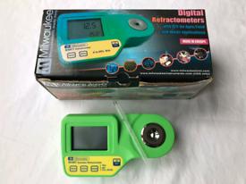 Milwaukee Digital Marine Refractometer