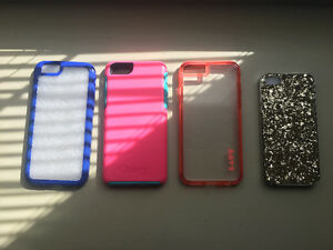 iPhone 5 and 6 cases