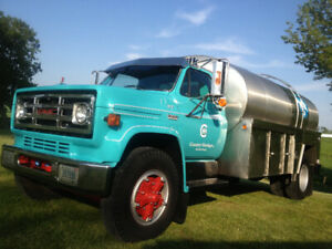 Stainless Tank Truck