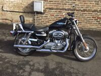 Harley Davidson XLH883 Sportster 2004
