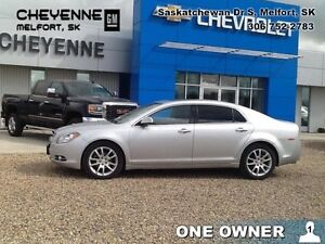 2011 Chevrolet Malibu LTZ   **LEATHER INTERIOR*BLUETOOTH*ONSTAR*